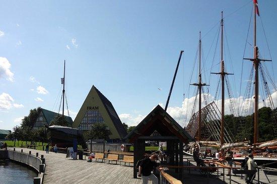 Musée du Fram : Muzeum Ekspedycji Polarnych Fram