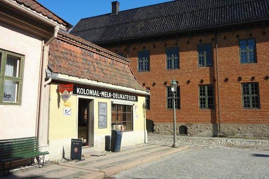 Musée folklorique norvégien : Norweskie Muzeum Ludowe