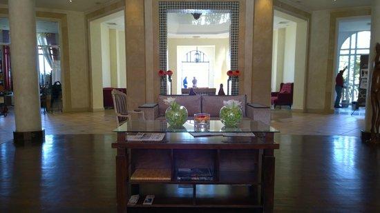 Le Médina Essaouira Hôtel Thalassa Sea & Spa - MGallery Collection : In der Lobby