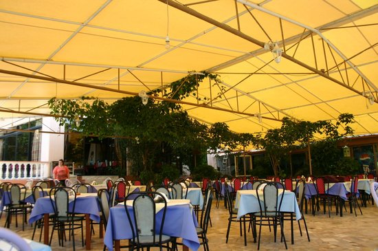 Restaurant Koskinou House