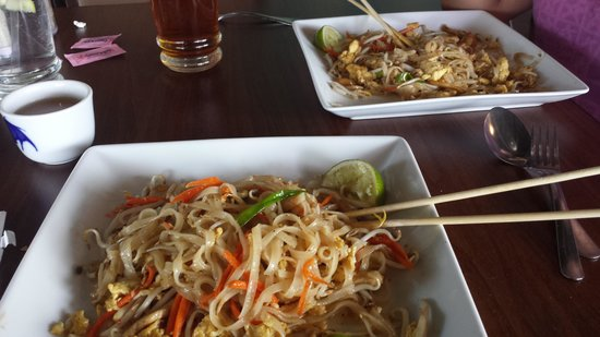 Thai Cafe & Noodle Treats