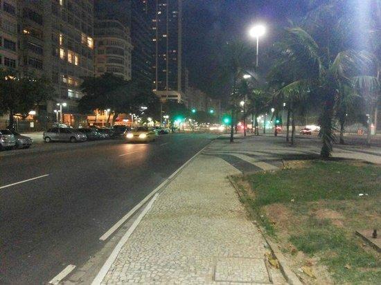 Avenida Atlantica : Av atlântica 19h