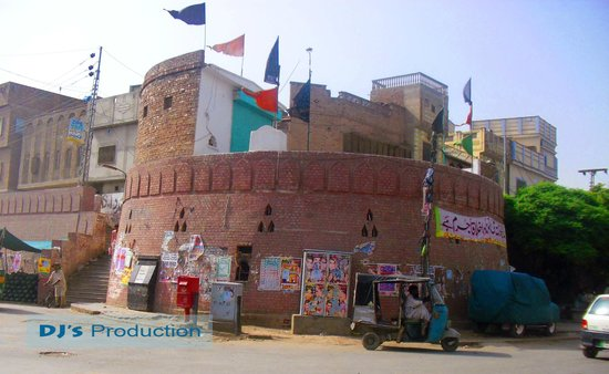 Bloody bastion Khooni Burj Multan