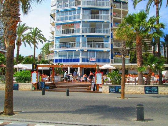 Caterpillar Beach Bar