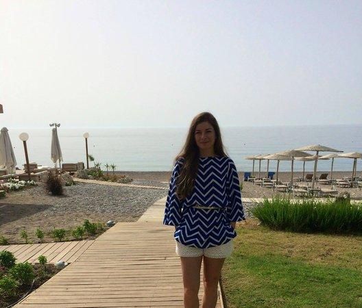 Elysium Resort & Spa : morning shine