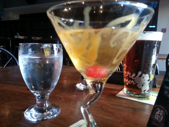 The Bruce Steakhouse : Apple Toddy
