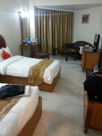 Amarpreet Hotel: Room