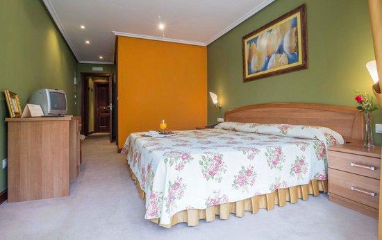 Gran Hotel Rural Cela: habitación