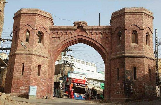 Delhi Gate Multan