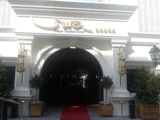 Sura Hagia Sophia Hotel: :))