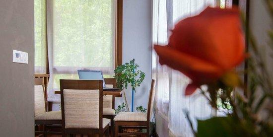 Gran Hotel Rural Cela: Mesa de negocios