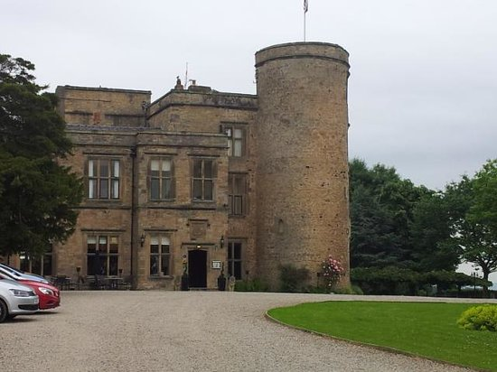 Best Western Walworth Castle Hotel: Lovely castle and surroundings.