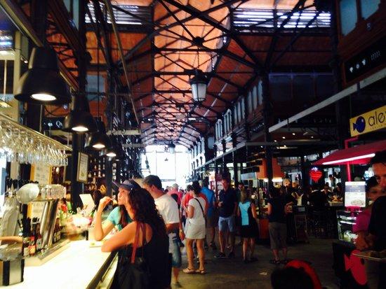 Degustación de Jerez en The Sherry Corner en el Mercado de San Miguel: San Miguel Market