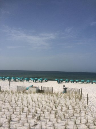 Best Western Ft. Walton Beachfront: Complimentary beach chairs