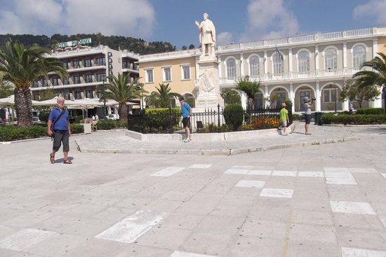 Diana Palace Hotel: Zante Town