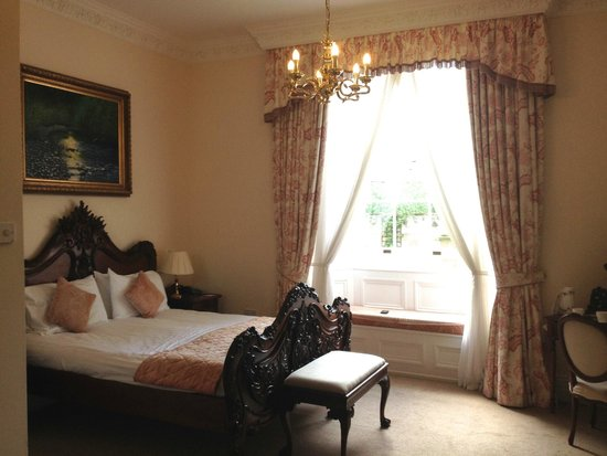 Doxford Hall Hotel: Room 5, the Bywell Room.
