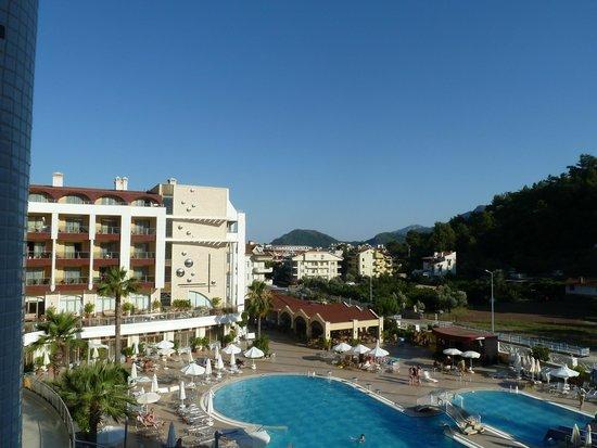 Grand Pasa Hotel: room view
