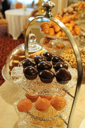 The State Hermitage Museum Official Hotel : State Hermitage Hotel - Breakfast Buffet