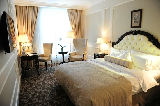 The State Hermitage Museum Official Hotel : State Hermitage Hotel - Premium Room