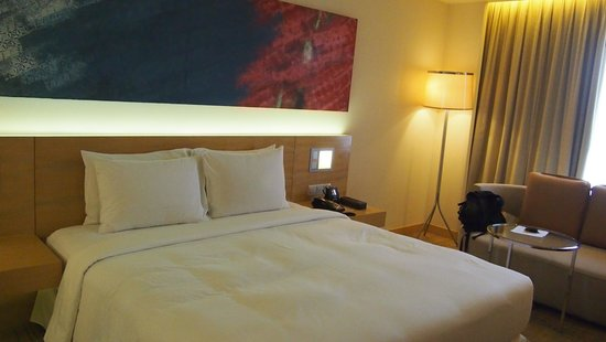 DoubleTree by Hilton Kuala Lumpur: our double room
