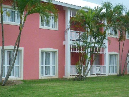 Club Med Punta Cana : quartier chambre