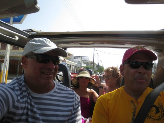 Jeep Safari Rhodes - Rhodes Adventures: Go with 4 friends if you can
