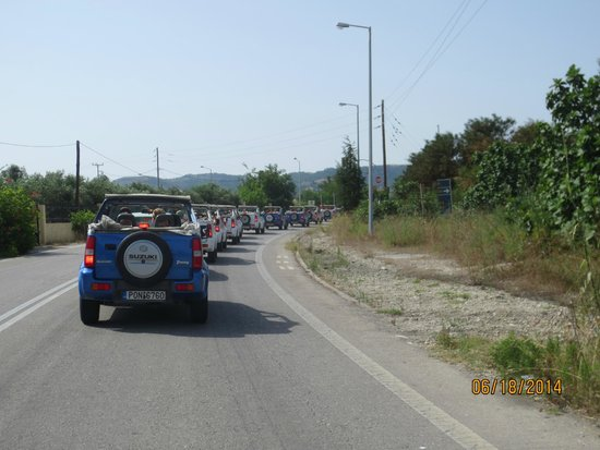Jeep Safari Rhodes - Rhodes Adventures: Ready to go
