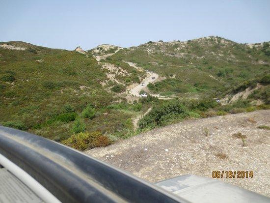 Jeep Safari Rhodes - Rhodes Adventures: Rhodes scenery