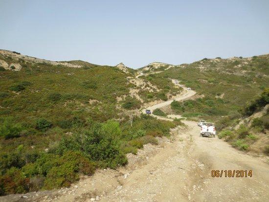 Jeep Safari Rhodes - Rhodes Adventures: Great driving challenges