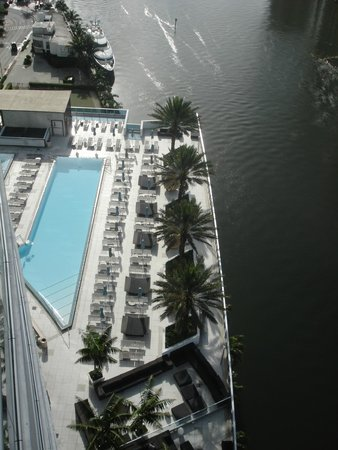Kimpton EPIC Hotel : view of the pool