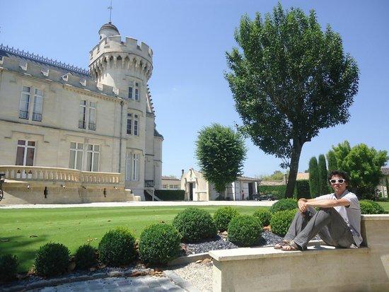 Château Pape Clément : c
