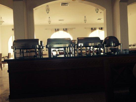 Pasadena Resort: Choice of food