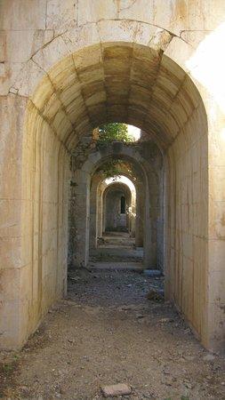 Castillo de San Fernando: Detalle