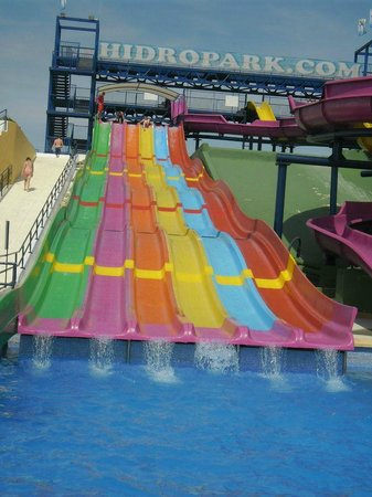 Club MAC Alcudia: The water park