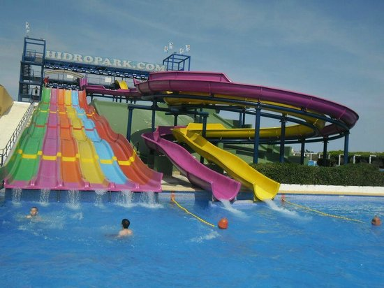 Club MAC Alcudia: The waterpark