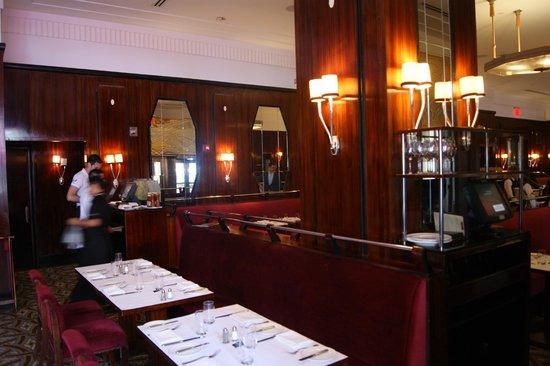 Brasserie Ruhlmann: salle