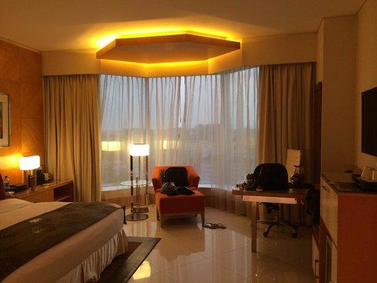 InterContinental Lagos: Room