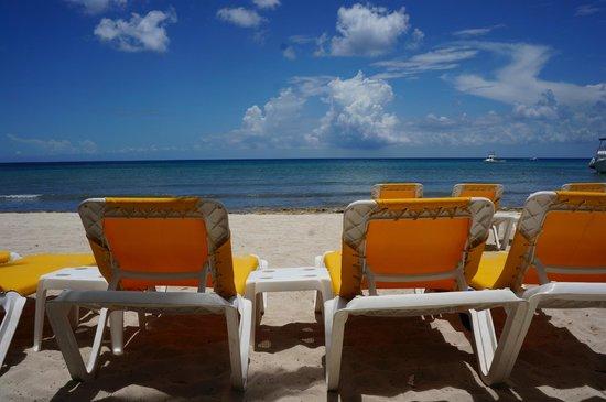 Iberostar Cozumel : Beach