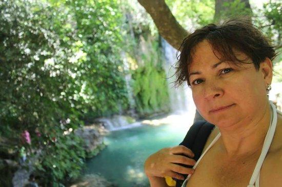 Parco kursunlu waterfalls Antalya