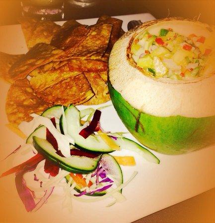 PorQueNo?: Coconut Ceviche