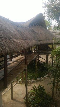 Kambulum Eco Villas: the village