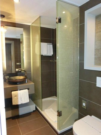 Hotel UNIC Prague: Superior double room - bathroom