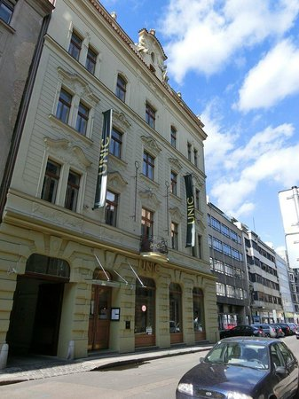 Hotel UNIC Prague : Hotel