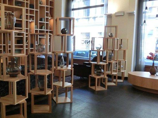 Hotel UNIC Prague: Lobby