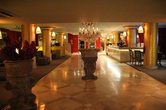 Huentala Hotel: Maravilloso lobby