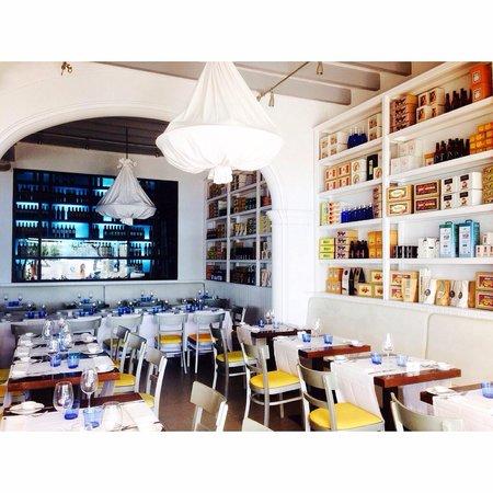 Restaurante HPC Portocolom: Прекрасный ресторан с изысканной ,вкусной средиземноморской кухней.Большой выбор вина.Красивая п