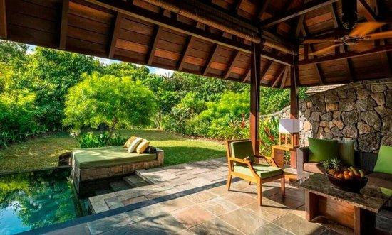 Four Seasons Resort Mauritius at Anahita: the villa where i stay