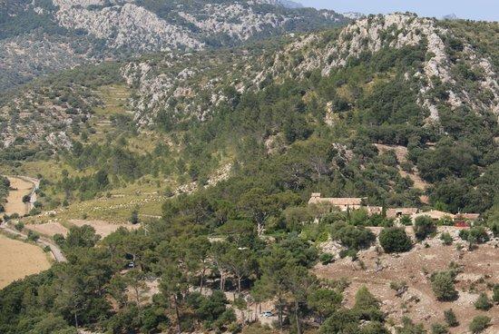 Finca Hotel Son Palou: View of Son Palou