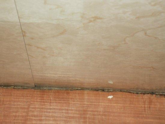 Britannia Sachas Hotel: Bathroom floor