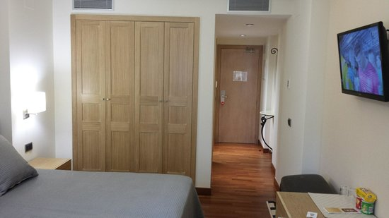 Hotel Casa Consistorial : Interior habitación doble